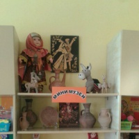 Мини-музей народного быта как средство развития детей дошкольного возраста. Мини-музей «Дагестан— наш край родной»