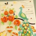 Птица «Счастья»! Поздравительная стенгазета для педагогического коллектива к Международному Женскому Дню 8 Марта!