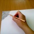 Мастер-класс «Рисуем ластиком»