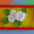 Мастер-класс «Розы в подарок!»