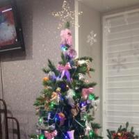 Фотоотчет «Декор Новогодней ёлочки»
