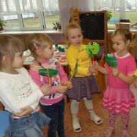 Мастер-класс «Лягушка в технике оригами»