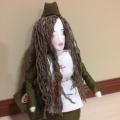 Мастер-класс «Изготовление куклы из ткани. Кукла «Медсестричка фронтовая»