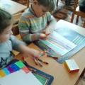 Фотоотчет о мастер-классе по рисованию в технике граттаж для детей старшей возрастной группы «Бабочки»