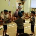 Спортивно-музыкальный досуг для детей старших групп «День защитника Отечества»