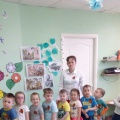 Празднование Дня Победы в детском саду