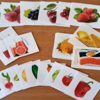 Дидактическая игра «Правильное питание»