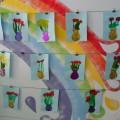 Подарки ко Дню Матери-рисунки, поделки, идеи для оформления группы