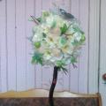 Фотоотчёт о подготовке к благотворительной акции «Белый цветок»