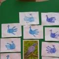 Тематическая неделя «Птицы» (голубь) в первой младшей группе. Итоговое занятие в завершении данной темы