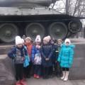 Фототчет о военно-патриотическом месячнике.