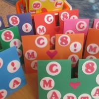 Творческое занятие «Открытка с сюрпризом для мамочки»