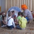 Конспект занятия «В гостях у клоуна Клёпы»