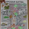 Стенгазета «Курская битва»
