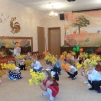 Фотоотчет «Золотая осень в средней группе»