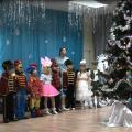 Новогодний утренник для подготовительной к школе группы «Царство Снежной королевы»