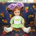 Мастер-класс «Банты для куклы Кати»