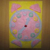 Мастер-класс по изготовлению дидактического пособия «Часы»