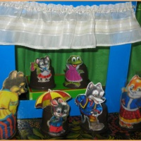 Консультация из опыта работы «Театрализованная деятельность в младшем дошкольном возрасте»