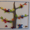 Наглядно-дидактическая картина «Дерево» по теме «Времена года» для детей 4–5 лет