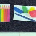 План-конспект урока изобразительного искусства «Оденем Сашу на зимнюю прогулку» для детей с РАС