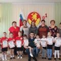Сценарий спортивного развлечения для детей средних групп «Мы— помощники пожарных»