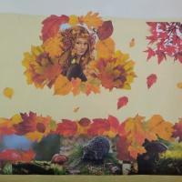 Фотоотчет о выставке поделок из бумаги и листьев «Осень в нашей группе»