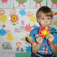 Фотоотчет о тематической неделе в детском саду «Этот загадочный космос»