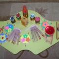 Детские музыкальные инструменты своими руками