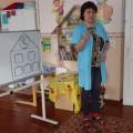 Конспект непосредственно-образовательной деятельности детей в средней группе «В гости к сказке Теремок»