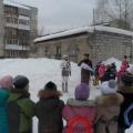 Фотоотчёт— Зимние Олимпийские игры среди детей старшего дошкольного возраста.
