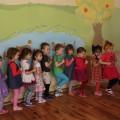 Конспект занятия «Солнышко, солнышко, деткам посвети» для детей второй младшей группы