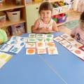 Мастер-класс изготовления дидактической игры «Подбери по цвету»