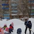 Фотоотчет «Зима— славная пора, любит зиму детвора»