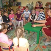 Фотоотчет «Экскурсия в мини-музей детского сада»