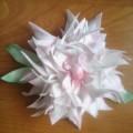 Мастер-класс «Красивый цветок из фоамирана»