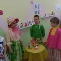 Конспект занятия по декоративно-прикладному искусству в подготовительной к школе группе «Город мастеров»