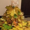 Мастер-класс: поделка из природного материала «Мисс Осень»