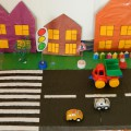 Стенд «Безопасность на дороге»