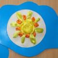 Мастер-класс по изготовлению солнышка к празднику Масленица. Техника: вышивка лентами