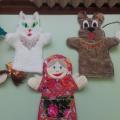 Проект «Кукольный театр детям»