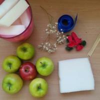 Мастер-класс «Яблочный букет».