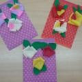 Подарок маме «Плетеное панно с цветами» к 8 марта (подготовительная группа)
