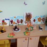 Фотоотчет о творческих работах «Осенние фантазии»