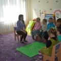НОД по речевому и познавательному развитию в средне группе «Времена года»