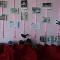 Выставка-экспозиция творческих работ детей и родителей «Парад военной техники» (фотоотчет)