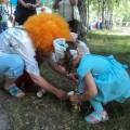 Сценарий игровой площадки «Игралия» для детей в День города (2013 год)