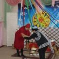 Сценарий театрализованного представления, по мотивам тувинской народной сказки