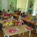 Конспект непосредственной образовательной деятельности в подготовительной группе «Состав числа 7»