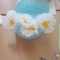 Мастер-класс «Весенние цветы из салфеток»